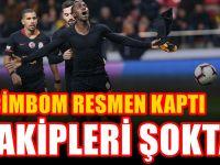 Galatasaray Zirve Takibini Sürdürüyor : işte yaşananlar