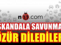 N11'den skandal 10 Kasım göndermesi!