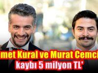 Murat Cemcir: Bağış sırasına girdiğim doğrudur