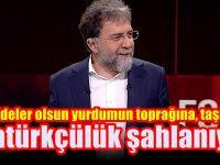 Ahmet Hakan: Helal olsun sana genç imam hatiplim