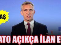 NATO'dan Kritik Türkiye Açıklaması : Güvenliği...