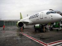 Airbus A220 Uçaklarını İstanbul'da Tanıttı