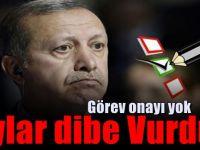Son anket! AKP ve Erdoğan oy kaybediyor