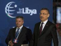 Cumhurbaşkanı Yardımcısı Oktay: 'Türkiye Libya Konferansı'ndan Çekildi'