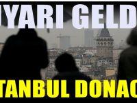İstanbul dahil yağış uyarısı verilen iller