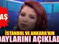 Nagehan Alçı'dan İstanbul ve Ankara adayı iddiası