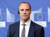 Brexit Bakanı Dominic Raab İstifa Etti