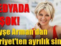 Ayşe Arman'dan Hürriyet'ten ayrılık sinyali