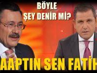 Fatih Portakal: Böyle bir durum gerçekleşse ne gülerim ama