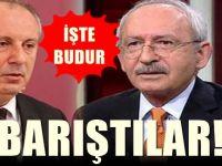 Muharrem İnce ile Kılıçdaroğlu'ndan flaş karar