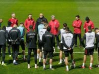 A Milli Futbol Takımının Konya'da Bileği Bükülmüyor