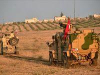 TSK ve ABD Ordusu Münbiç'te Üçüncü Ortak Devriye Faaliyetine Başladı