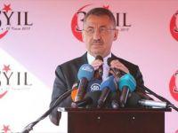 Fuat Oktay: 'Rum Tarafının Uzlaşmaz Tutumu Kıbrıs'ta Çözüme Engel'