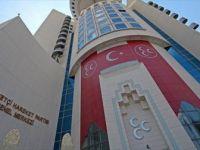 MHP'de Belediye Başkan Adayları Açıklandı