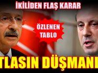 Muharrem İnce'den Kılıçdaroğlu Açıklaması : Helal olsun