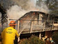 California'daki Yangınlarda Ölenlerin Sayısı 66'ya Yükseldi