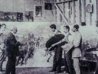 Osmanlı Devleti 1. Dünya Savaşı'nda Avrupa'da Kültür ve Sanat Açılımı Yapmış