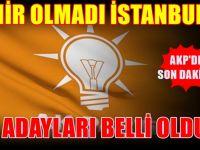 'Yüzde 99' dedi; AKP'nin İstanbul adayını açıkladı