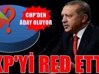 AKP'nin teklifini reddetti, CHP'den aday oluyor