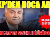 Kulisleri sallayan Nihat Hatipoğlu iddiası