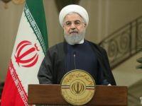 İran Cumhurbaşkanı Ruhani'den 'ABD'ye Boyun Eğmeyeceğiz' Açıklaması