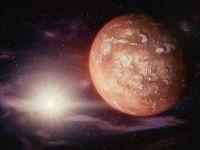 Taşan Krater Gölleri Mars'ın Yüzeyinde Kanyonlar Oluşturmuş