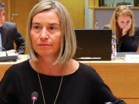 Mogherini: 'İran'ın Davranışlarından Kaynaklanan Sorunları Göz Ardı Etmiyoruz'