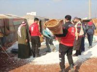 İHH'den İdlib'e Yardım