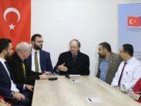 Christian Berger: 'Suriye'de Siyasi Çözüm İçin Türkiye ile AB Hemfikir'
