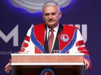 Yıldırım: 'Türkiye'nin Başı Ağrısa Balkanlar, Kafkaslar, Orta Doğu Ağır Hasta Olur'