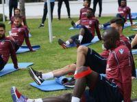 Trabzonspor'da Fenerbahçe Maçı Hazırlıkları Devam Ediyor