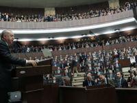 Erdoğan: 'Aday Gösterilmedim Diye Sırtını Dönen AK Parti'li Olamamıştır'