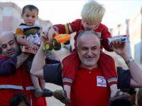 STK'ların Yardımları Çocuklara Umut Oluyor