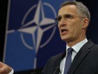 Stoltenberg: 'Avrupa Savunma Girişimleri NATO'ya Alternatif Olmamalı'