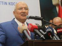 Mersin Büyükşehir Belediye Başkanı Burhanettin Kocamaz MHP'den İstifa Etti