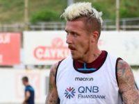 Trabzonspor'a Juraj Kucka'dan Kötü Haber