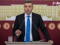 Ardahan Milletvekili Öztürk Yılmaz CHP'den İhraç Edildi