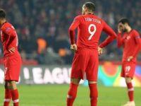 C Ligi'ne Düşen Türkiye'nin EURO 2020 Şansı