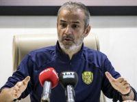 MKE Ankaragücü Teknik Direktörü Kartal Takımından Memnun