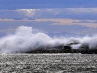 Meteorolojiden Marmara Denizi'nde Fırtına Uyarısı