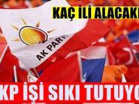 AKP kaç ilde belediye başkanlığını kazanıyor?