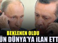 'Türkiye ile yeni dünya düzenini inşa ediyoruz'