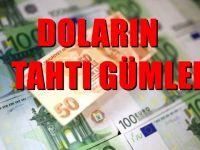 Euro ve Dolar karşısında 3 ayın en yükseğinde