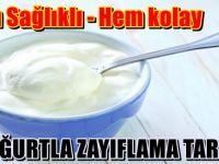 Sadece yoğurt yiyerek nasıl zayıflanır? 1 Haftadan daha kısa sürede etkili
