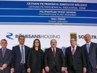 1,2 Milyar Dolarlık Petrokimya Yatırımı için İmzalar Atıldı