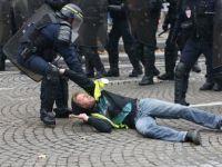 BM'ye Göre Fransız Polisi 'Aşırı Güç' Kullanmadı