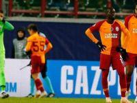 Galatasaray Gruptan Çıkma Şansını Kaybetti