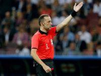 FIFA Kokartlı Hakem Cüneyt Çakır 24. Derbisine Çıkacak