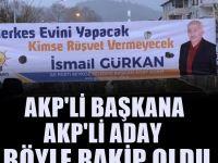 AKP'li isimden sosyal medyayı sallayan afiş!
