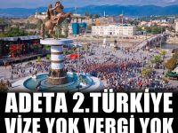Türkiye'den Akın Akın geliyorlar